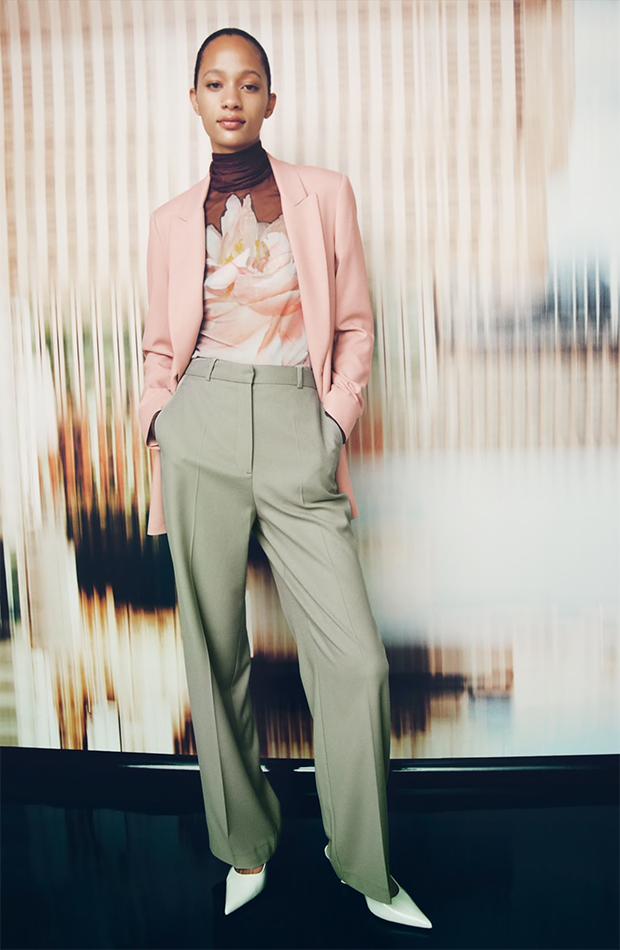 trajes de chaqueta Traje de Zara
