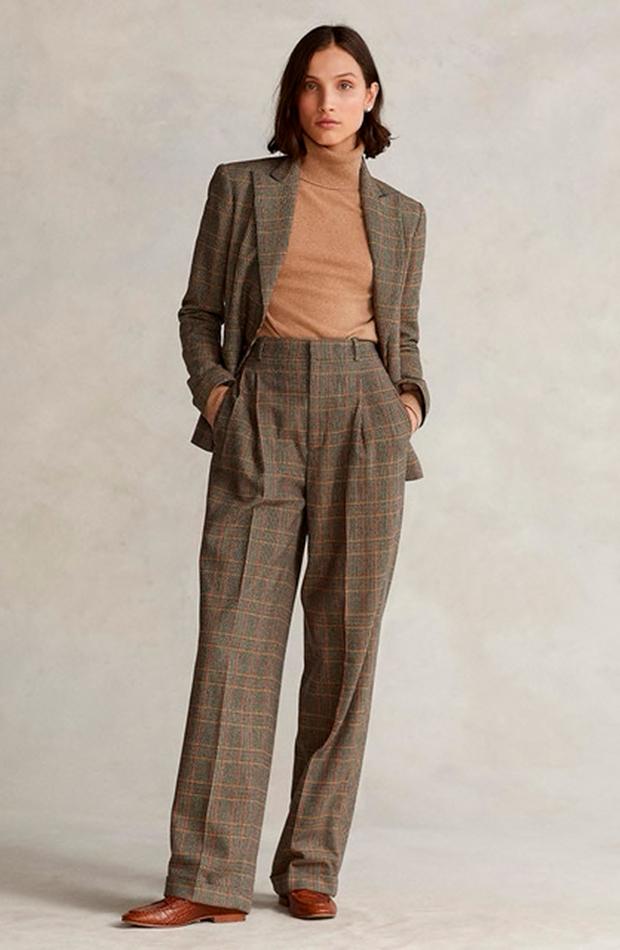 trajes de chaqueta Traje de cuadros de Polo Ralph Lauren