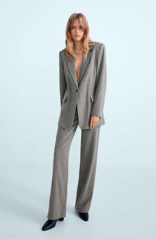 Traje de Massimo Dutti trajes de chaqueta