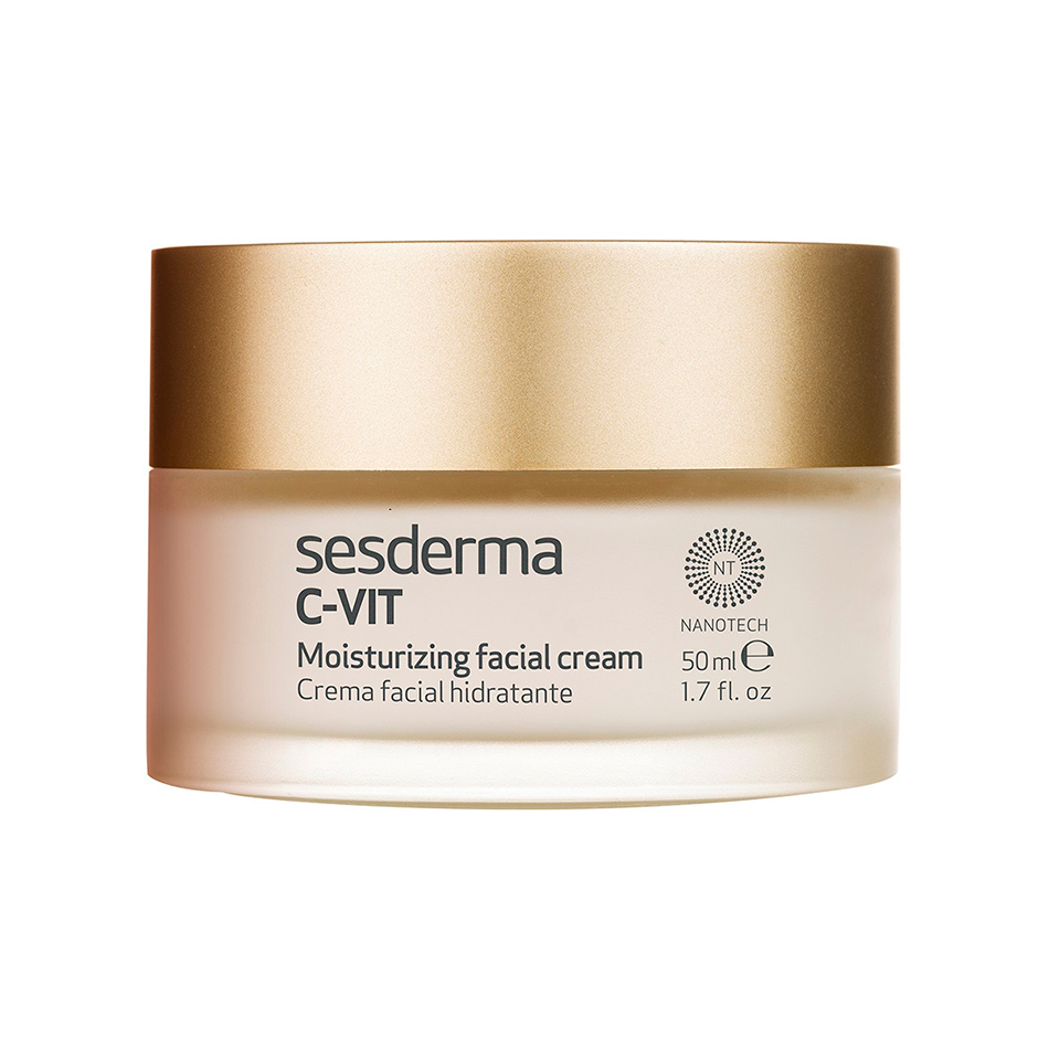 Crema facial hidratante C-VIT de Sesderma