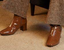 Los botines de tacón cómodo que querrás llevar a todas horas