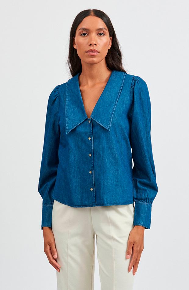 Camisa vaquera de Vila