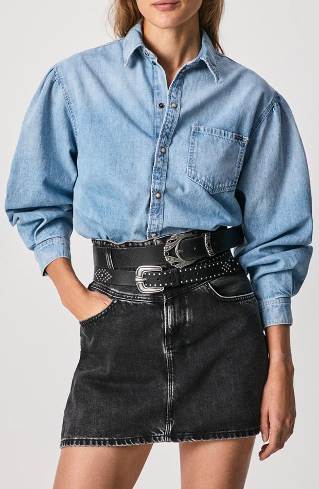 Camisa vaquera de Pepe Jeans