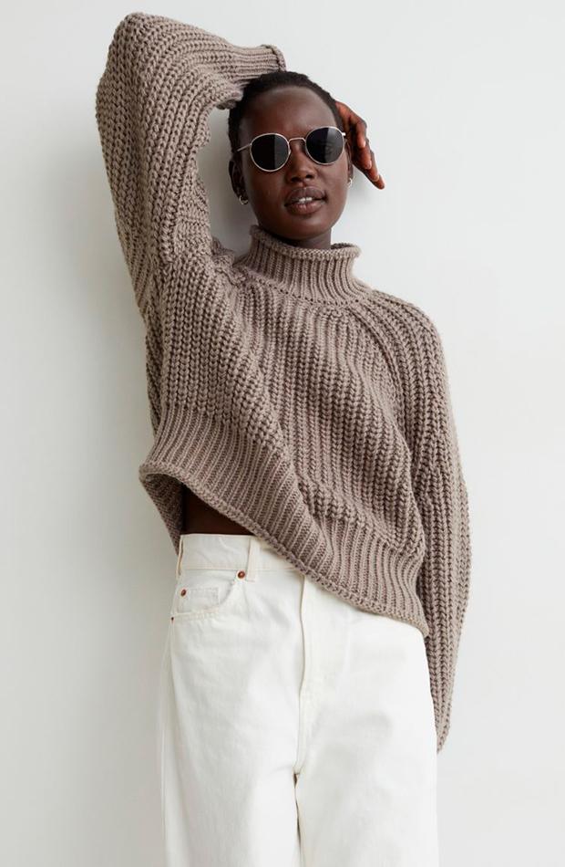 Jersey de cuello novedades de H&M