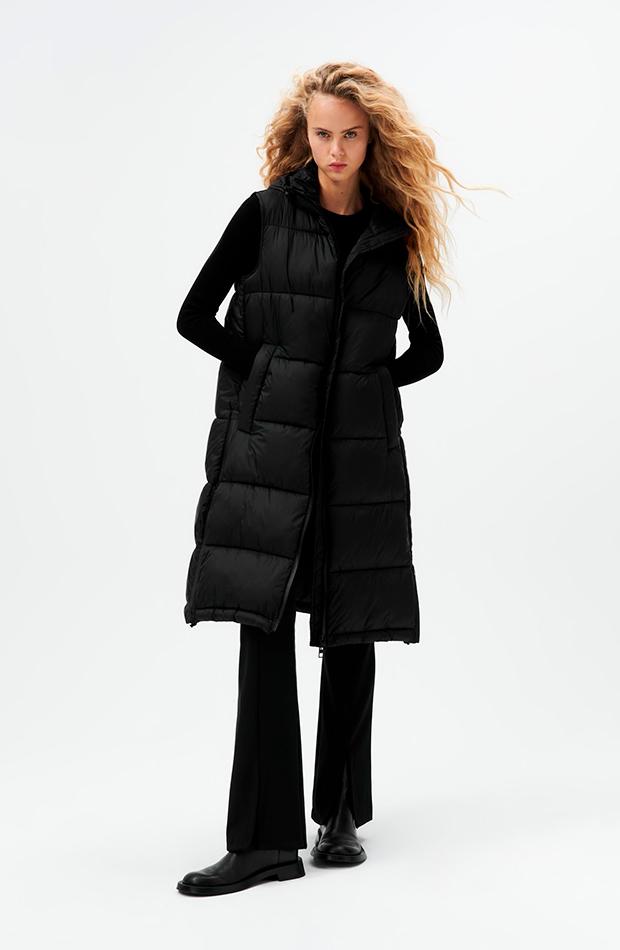 prendas de abrigo acolchadas Abrigo de Massimo Dutti