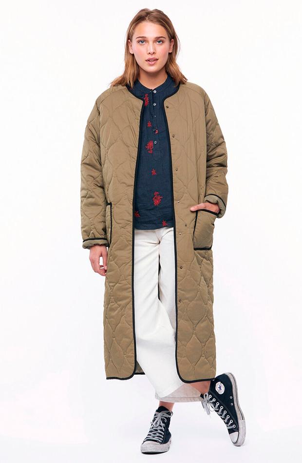 prendas de abrigo acolchadas Abrigo de Nicoli