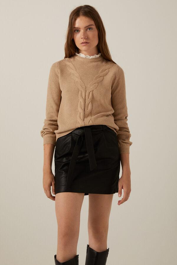 Minifalda de Springfield para otoño