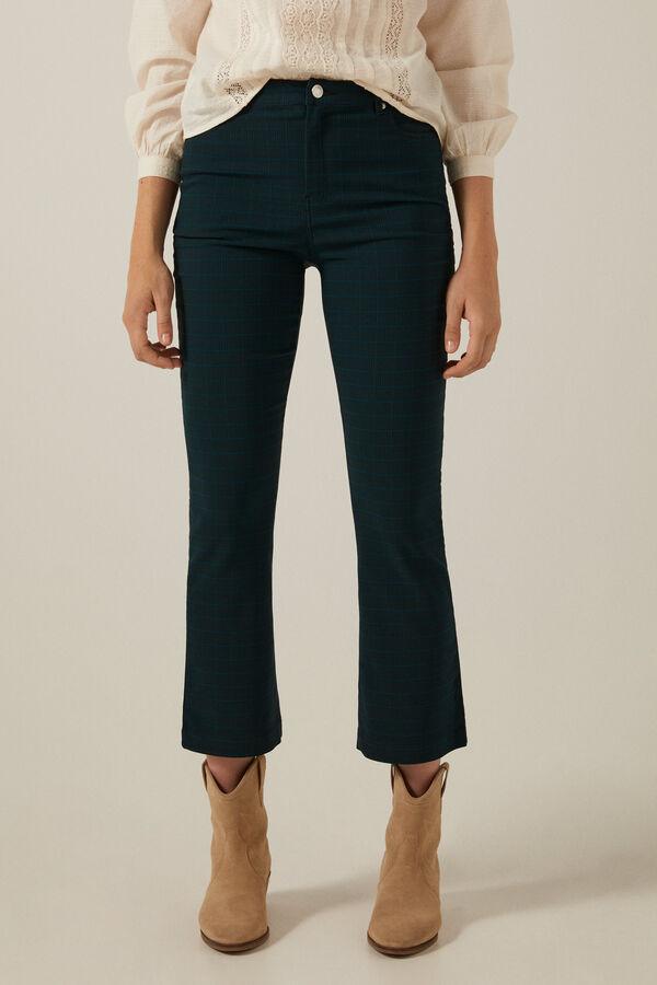 Pantalones de cuadros de Springfield