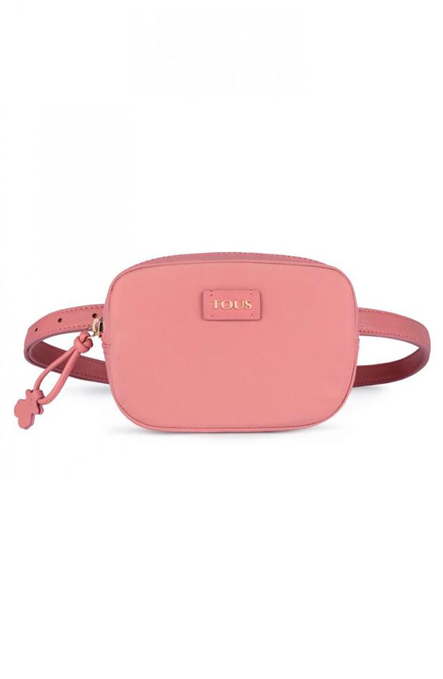 Riñonera bandolera rosa: bolsos verano y oficina