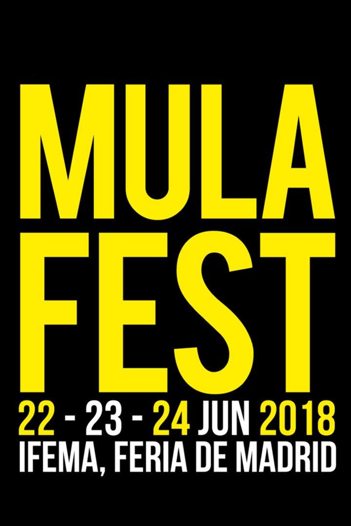 Mulafest: agenda junio 2018