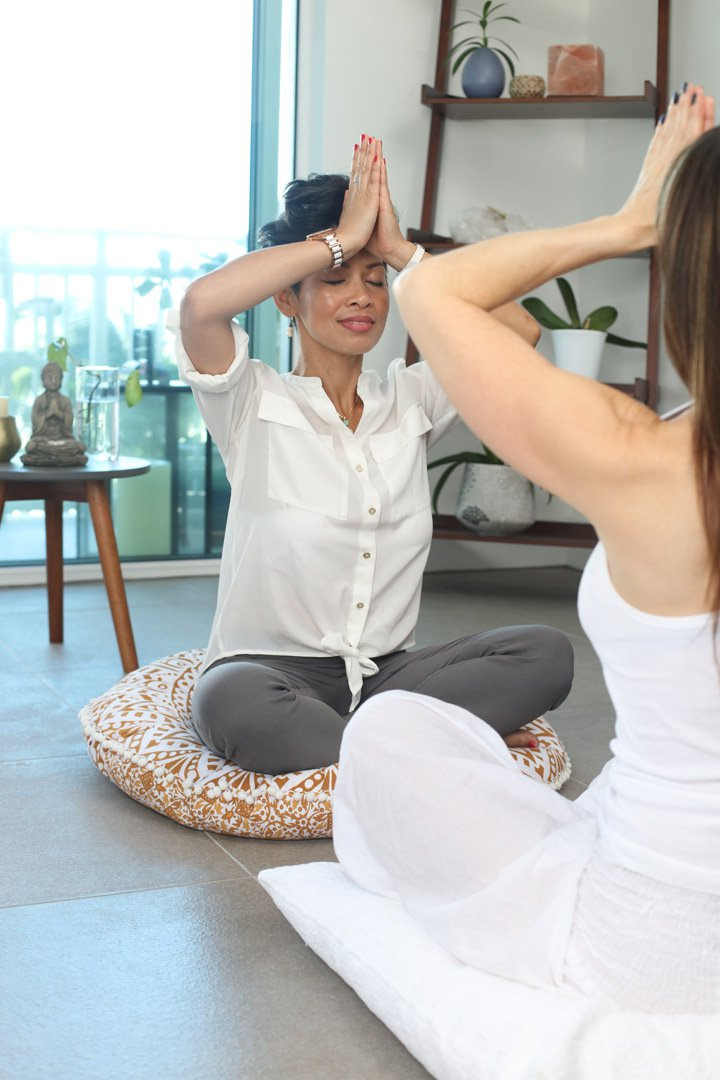 Yoga en casa Agenda Mayo 2018