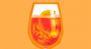 #AdvientoStyleLovely 1 Diciembre: un cocktail de Aperol
