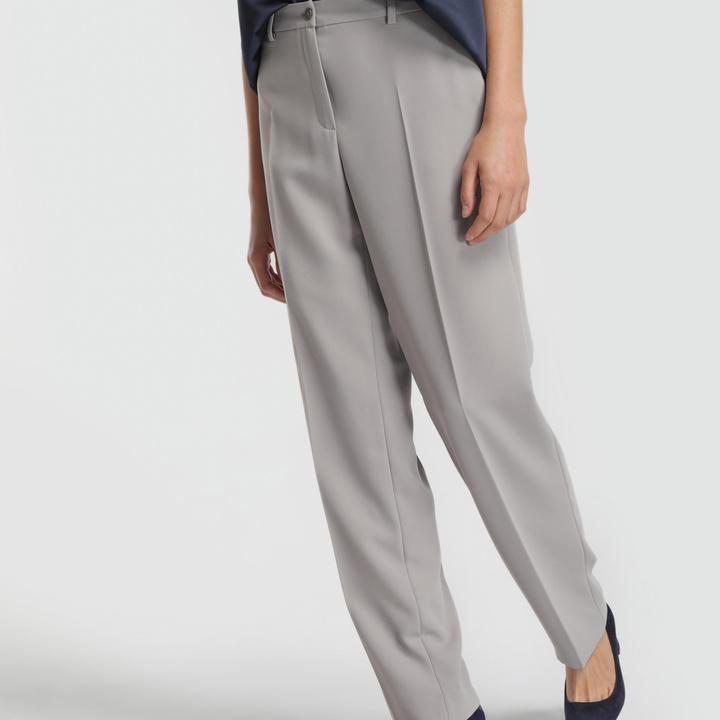 Pantalón de vestir de tipo recto de Woman El Corte Inglés: tendencias del 2019