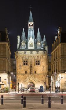 48 horas en Burdeos: Gastronomía, Arquitectura y Descanso
