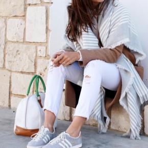 Adidas: las zapatillas que todas llevan
