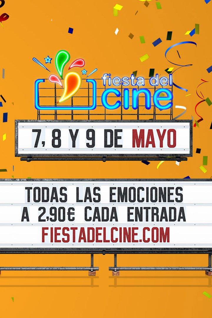 La Fiesta del Cine Agenda Mayo 2018