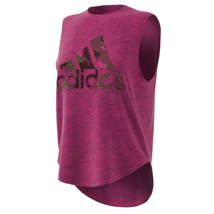 Camiseta Athletics Here to Create Muscle de Adidas: prendas ponerte en forma