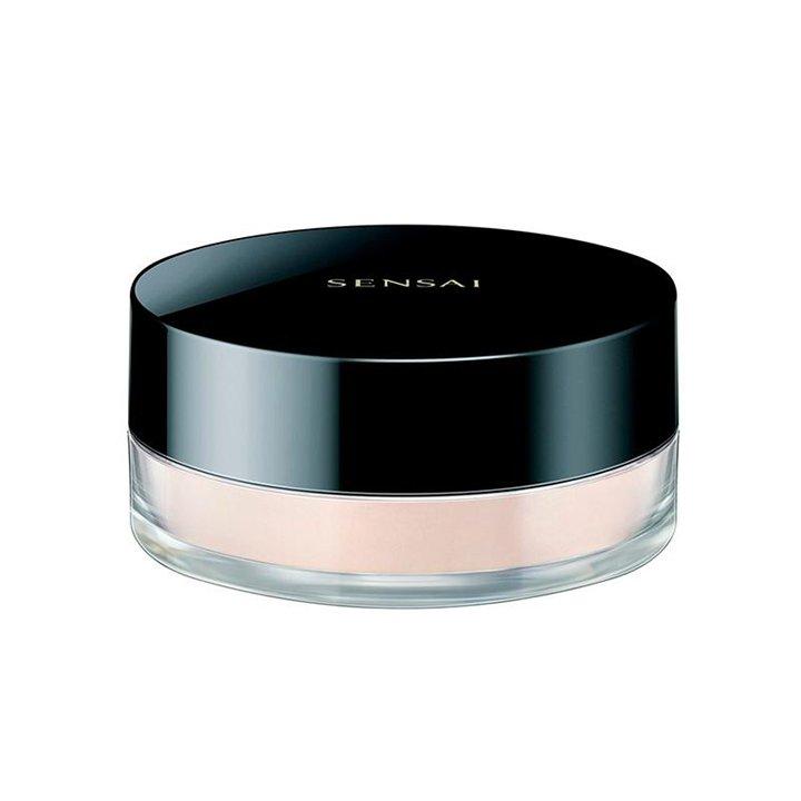 Polvos Sueltos Translúcidos de Sensai: cosmetica para novias