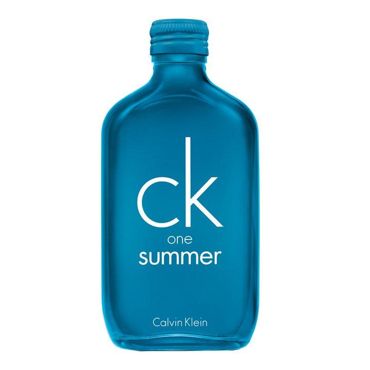 CK One Summer de Calvin Klein: perfumes de verano rebajas