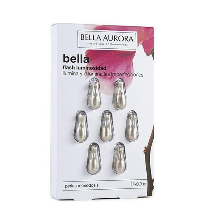 Bella Flash Luminosidad de Bella Aurora: productos flash buena cara