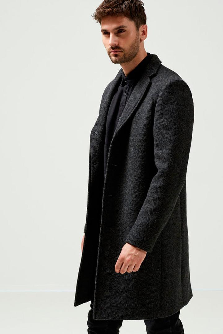 Abrigo de lana de Selected Homme