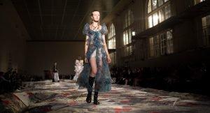 Paris Fashion Week: Alexander McQueen PV/2017