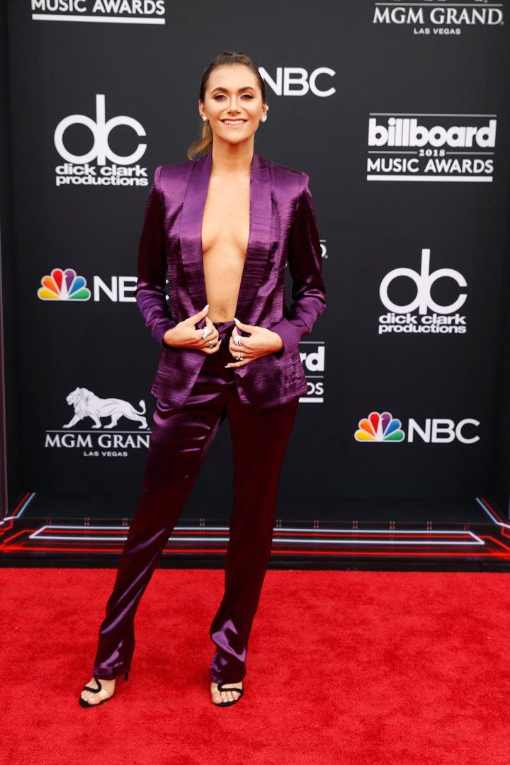 Alyson Stoner Billboard Music Awards 2018