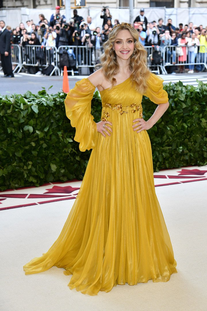 Amanda Seyfried Looks Met Gala 2018