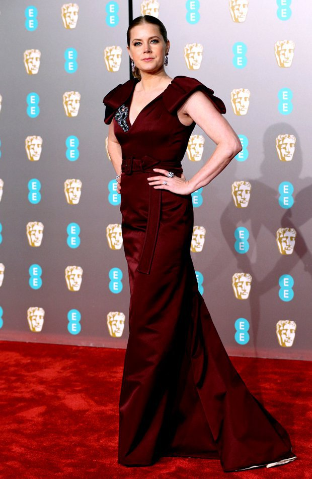 Amy Adams Premios BAFTA 2019