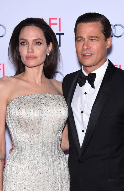 Angelina Jolie y Brad Pitt separacion