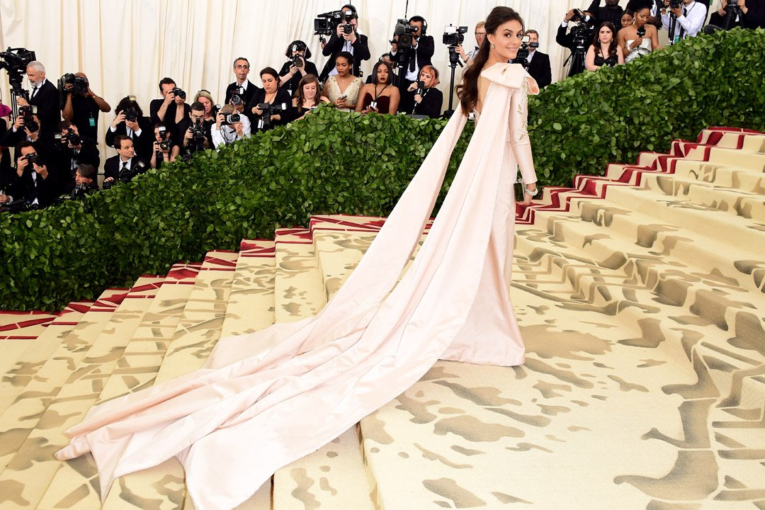 Ariana Rockefeller Looks Met Gala 2018