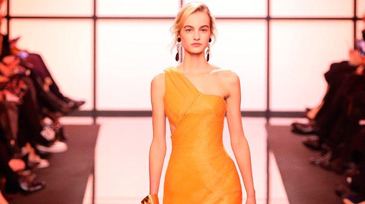Vestidos de Invitada inspiracion alta costura