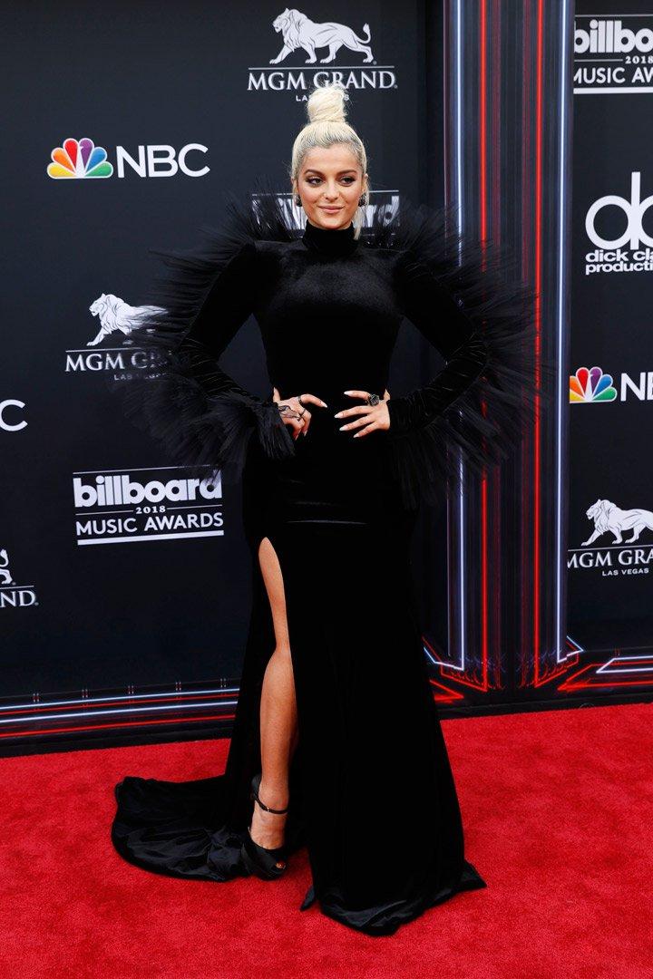 Bebe Rexha Billboard Music Awards 2018