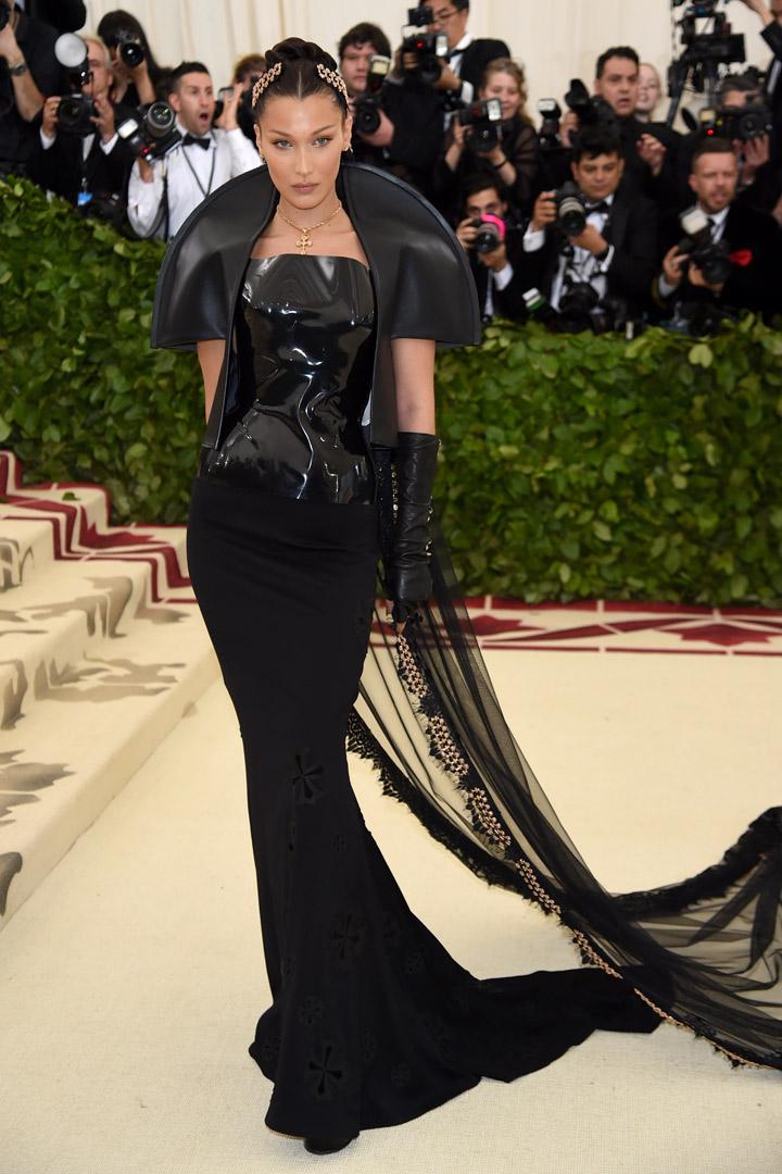 Bella Hadid Looks Met Gala 2018