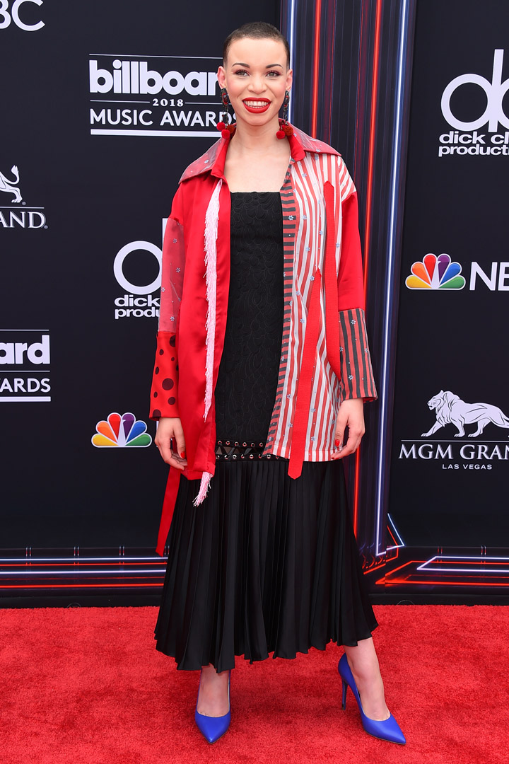 Blair Imani Billboard Music Awards 2018