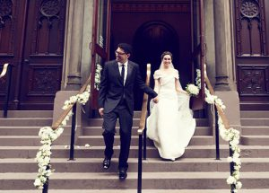 La boda de ensueño de Emmy Rossum