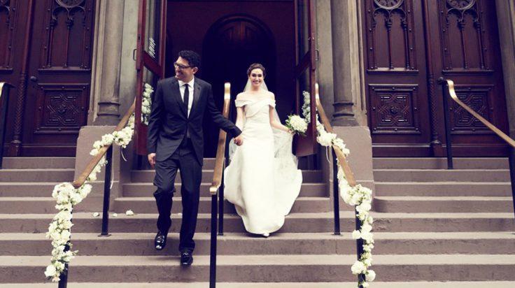 boda emmy rossum