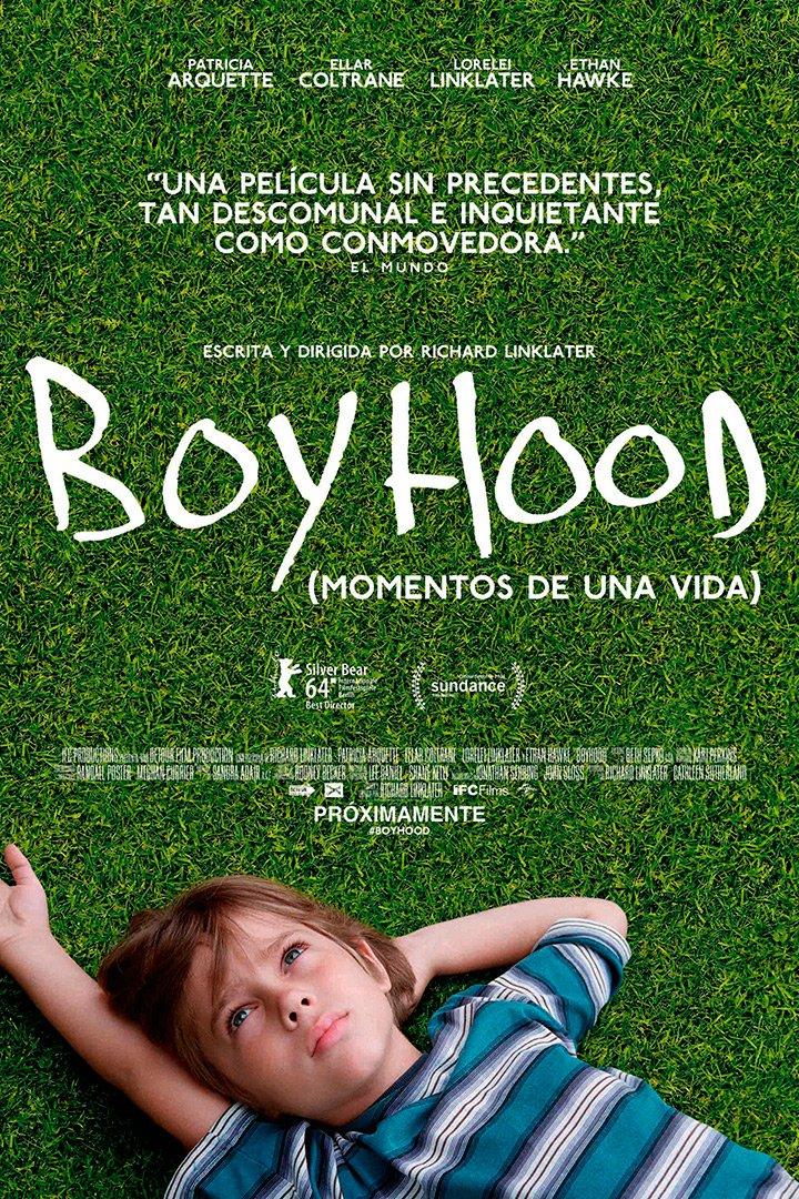 películas para ver en familia Boyhood