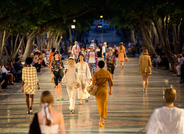 El desfile tuvo lugar en El Paseo del Prado de La Habana © GtresOnline