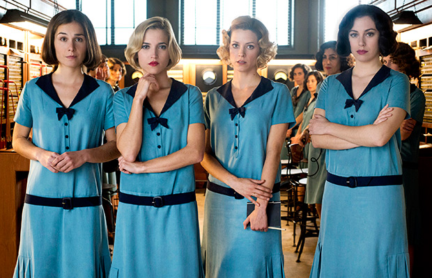 las chicas del cable estreno