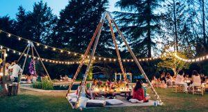 Calista One Summer Party y la decoración más inspiradora