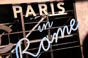 "Desfile ""Paris in Rome"" de Chanel en Beijing"