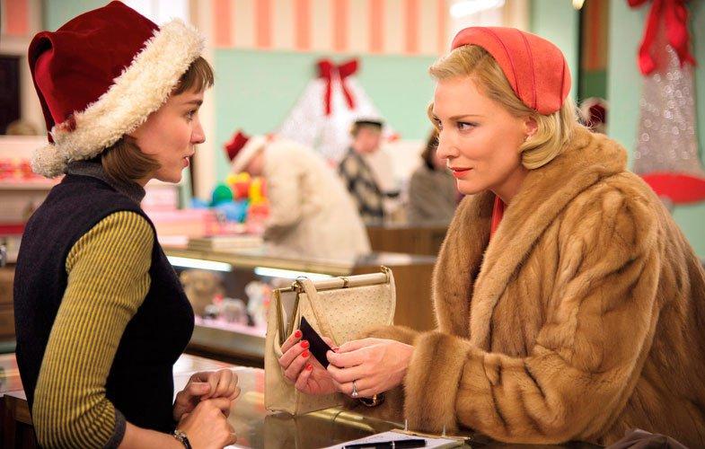 El premio a mejor fotografía para Carol no puede ser más merecido.