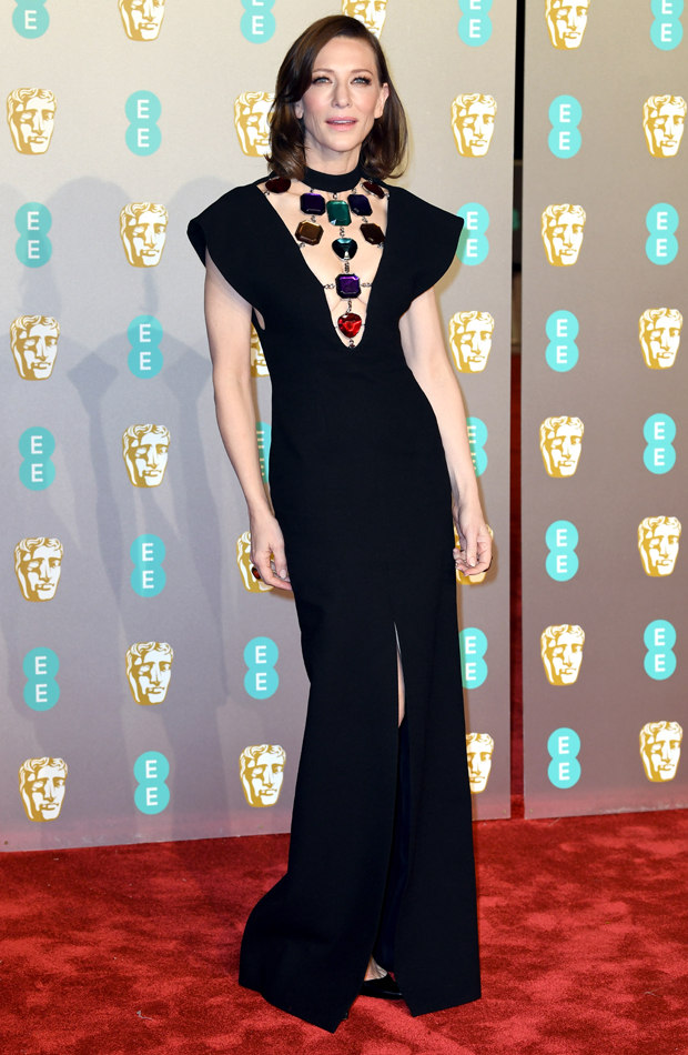 Cate Blanchett Premios BAFTA 2019
