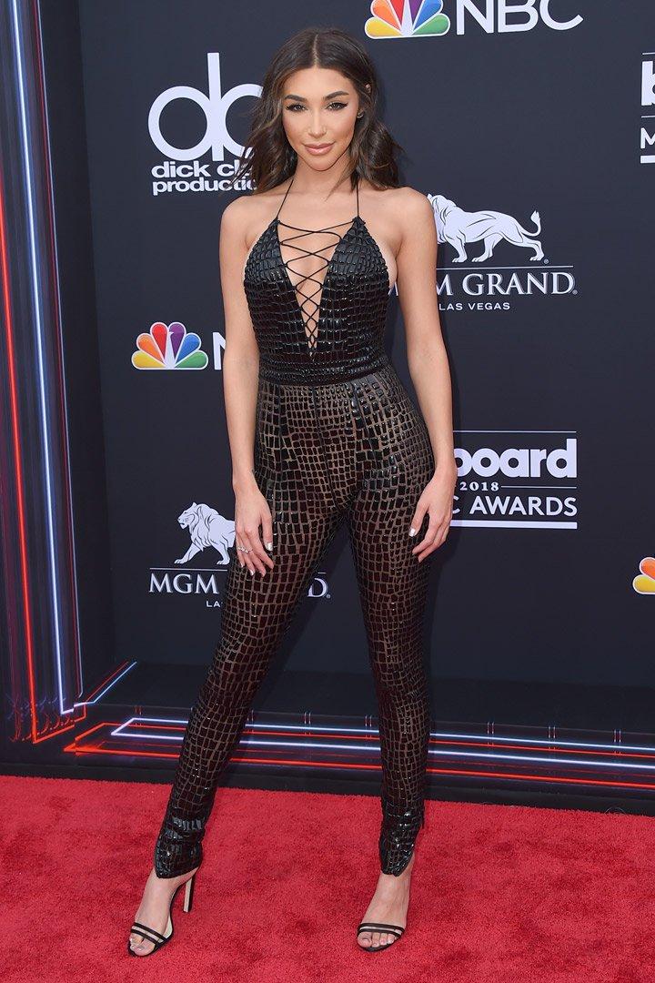Chantel Jeffries Billboard Music Awards 2018
