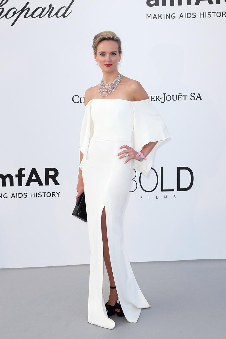 Charlotte Carroll Gala amfAR 2018 Cannes