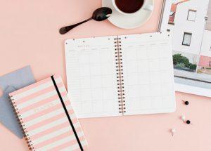 Agendas para organizar tu 2017