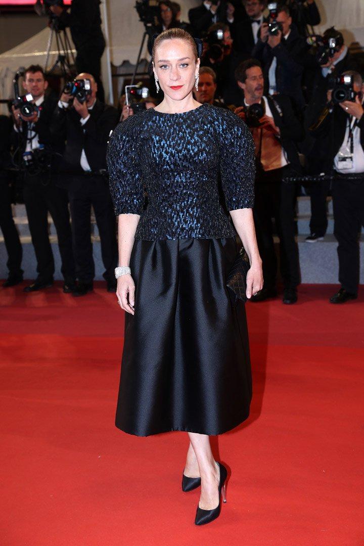 Chloe Sevigny Cannes 2018