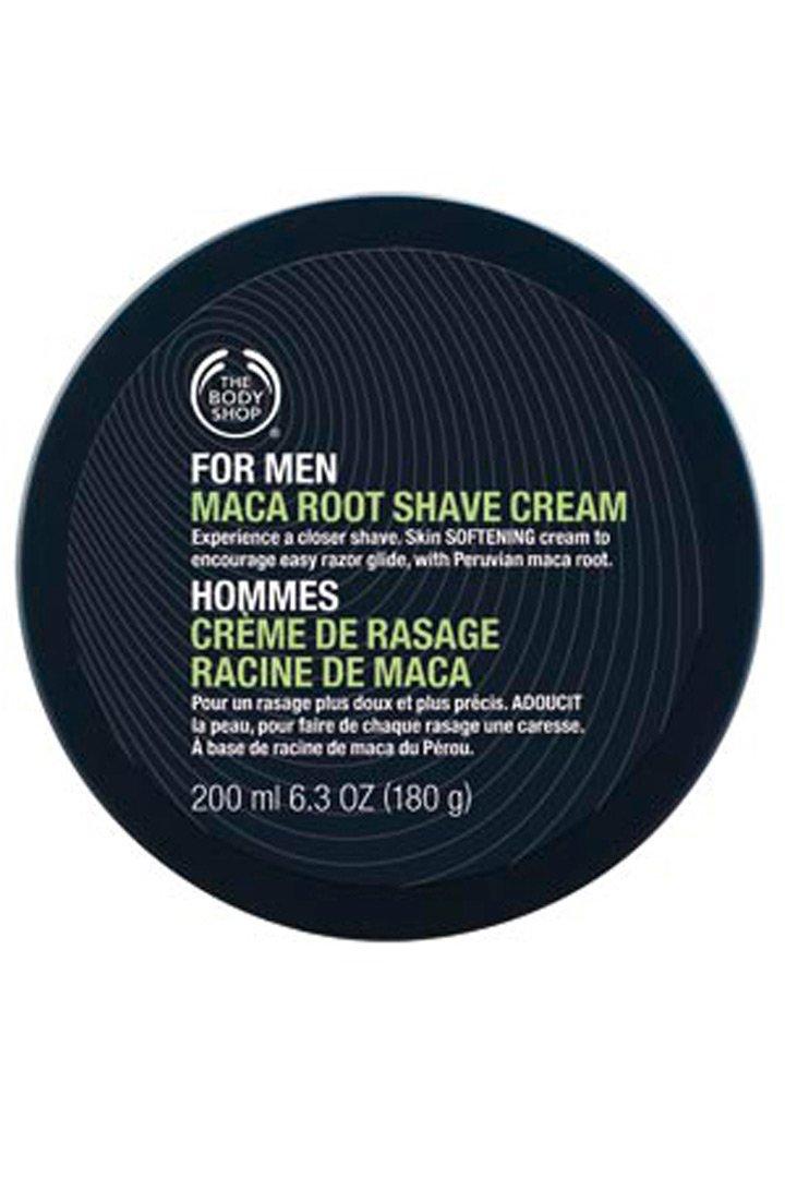 Crema de afeitado de The body Shop - Barba