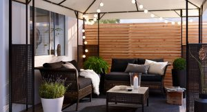 Terrazas: decoración de verano